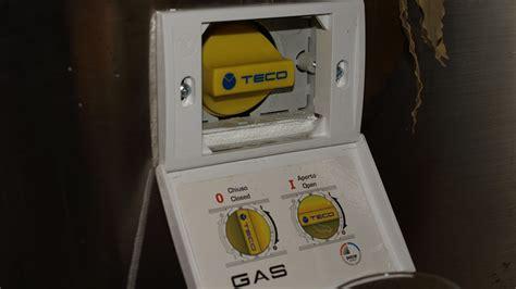 rubinetto gas incasso rubinetto gas a incasso per cucina acquasystem ditta