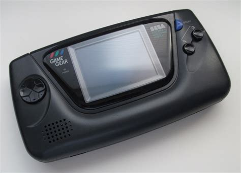 Game Gear The Game Gear Games Europe Never Gained Games Asylum