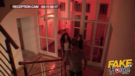 Fake Hostel Stuck Under A Red Bed 2 Halloween Porn Special
