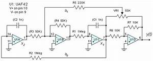 Simple Oscillator Schematic Diagram