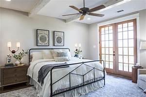 Fixer Upper Master Bedrooms And Master Bathrooms HGTV39s