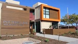 California homeless veterans move into apartment built ...