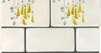 ceramic tile for kitchen backsplash motawi tile backsplash border ceramic bungalow craftsman and bungalow kitchen