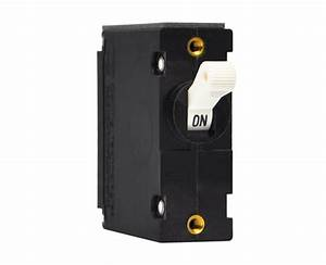 Magnetic Circuit Breakers  A Series  Single Pole  Single Throw