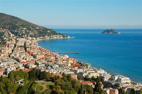 Alassio Holiday Stays All Year weekend holiday Alassio Riviera