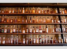 Stocking Your Home Bar Bourbon Advice from the Experts