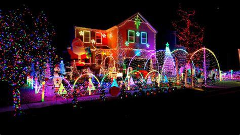 holiday lights map denver metro and colorado christmas