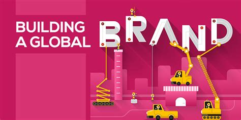 What It Takes To Build A Global Brand