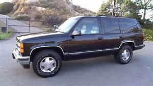 1999 Gmc Yukon Xlt Suv 5 7l 350 4x4 Chevrolet Tahoe 1