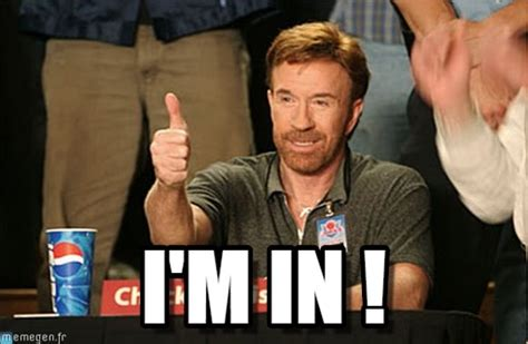 I M Meme I M In Chuck Norris Approves Meme On Memegen