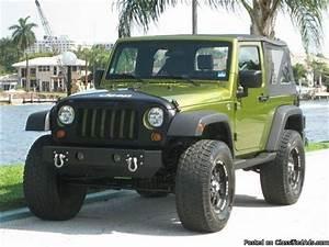 2007 Jeep Wrangler CUSTOM 4X4 - Price: 7800 in Carlisle ...