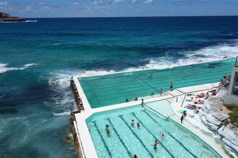 How to Swim in Icebergs Pool in Bondi Beach