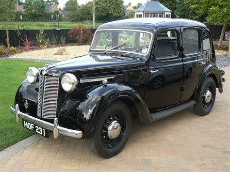 Austin 10 1947 Gs1 Sold  Car And Classic