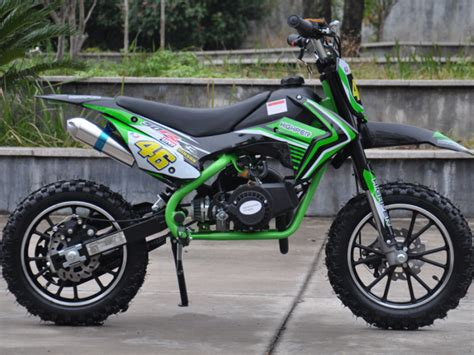 High Performance Xtd49 50cc Mini Dirt Bike With Sports