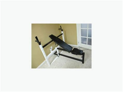 Northern Lights Weight Bench by Northern Lights Weight Bench West Shore Langford Colwood
