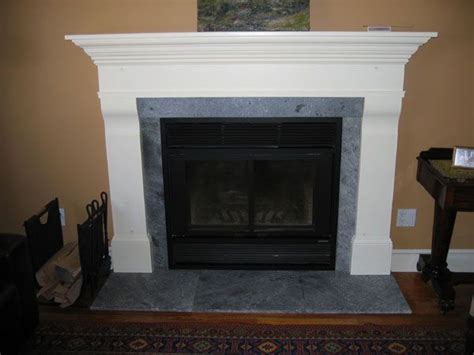 Soapstone Hearth Slab by Soapstone Fireplace Other Soapstone Sections