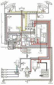 1974 Karmann Ghium Wiring Diagram