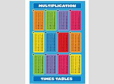 Printable Times Tables For Kids Printable 360 Degree