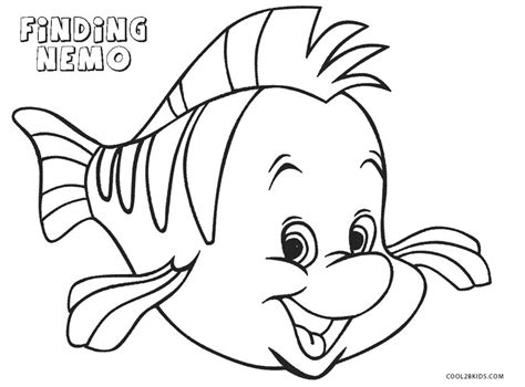 nemo coloring pages coolbkids