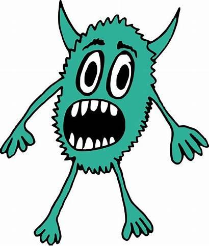 Monster Cartoon Vector Transparent Svg Eps Onlygfx