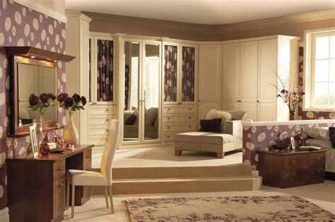 Classic Bedrooms by Classic Fitted Bedroom Furniture Neville Johnson