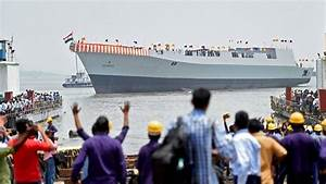First Indian Navy Project 15B - Visakhapatnam-class ...