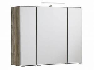 Badezimmer Spiegel Schrank : 3d spiegelschrank badschrank badm bel spiegel badezimmer schrank bad sumba ii ~ Markanthonyermac.com Haus und Dekorationen