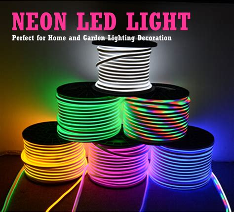 Neon Lade by Led Neon Light Iekov Ac 110 120v Led Neon