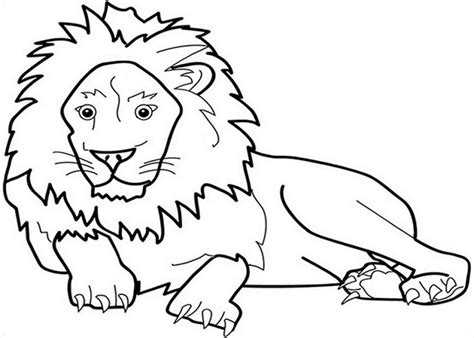 zoo animals kids coloring pages   colouring