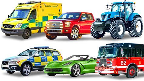 Transportation For Kids. Puzzle Like