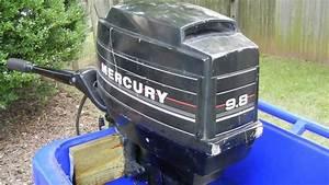 Mercury Outboard 9 8 Hp