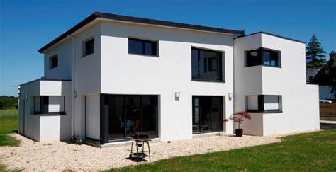 construction maison prix tarif maison bois contemporaine maison moderne