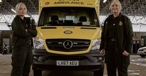 BBC One's Ambulance: Stories of the brave paramedics who ...