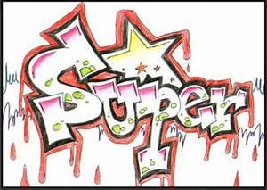 cool graffiti drawings | Cool Graffiti Drawings on Paper ...