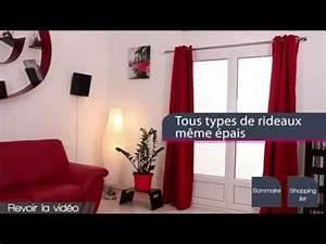 Rideaux à Poser Sur Fenêtres : ridorail ib support de tringle rideaux sans percage ~ Premium-room.com Idées de Décoration