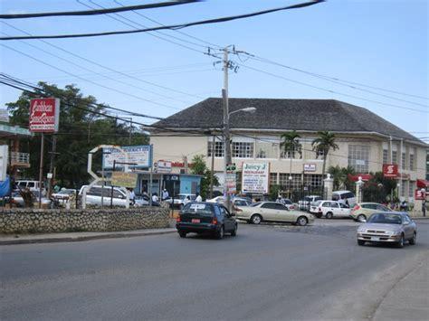 negril town jamaica file negril jamaica town center