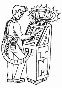 bank teller cartoon wiring diagram and fuse box With atm fuse box