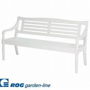 Gartenbank 2 Sitzer Weiß : 3 sitzer bank weiss gartenbank sitzbank outdoor bank mahagoni gotland holz ebay ~ Bigdaddyawards.com Haus und Dekorationen