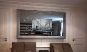 Miroir Rectangulaire Mural : miroir mural rectangulaire id es de d coration int rieure french decor ~ Teatrodelosmanantiales.com Idées de Décoration