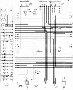 Mitsubishi Pajero Electrical Wiring Diagrams 1991 1999