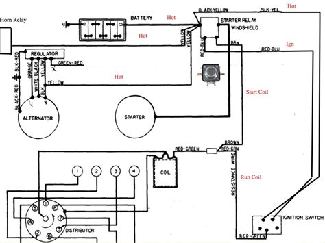 Solenoid Ford Jumping Battery