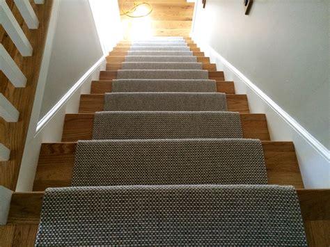Designer Runner Rugs by Merida Flat Woven Wool Stair Runner By The Carpet Workroom