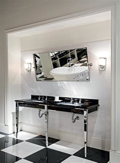 latest trends  decorating  bathroom mirrors