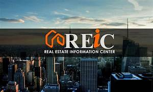 REAL ESTATE INFORMATION CENTRE,...Knowledge For Industry