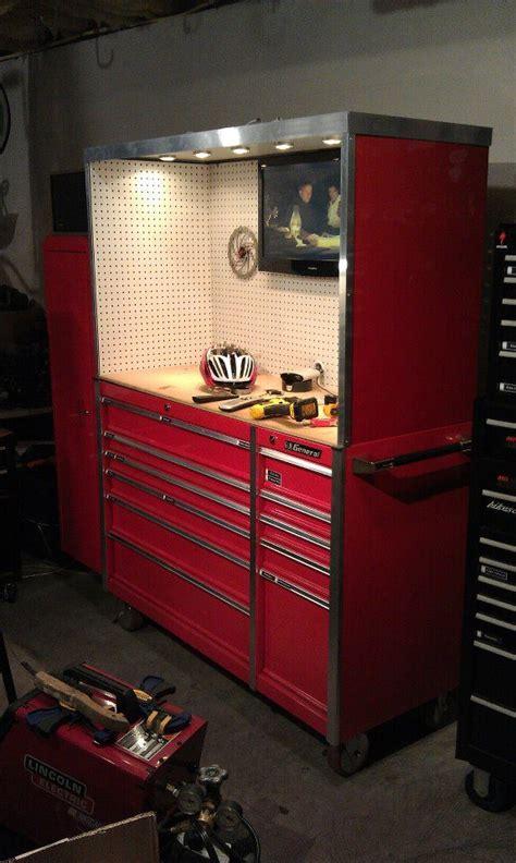 lights  bench garage shop plans