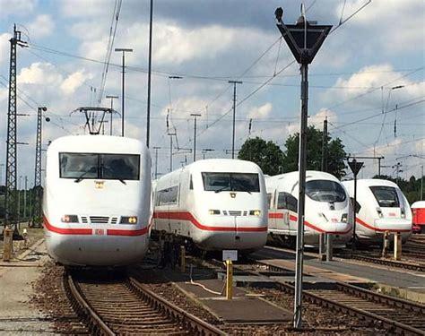 Eisenbahnkurier  Vorbild Und Modell  25 Jahre Ice