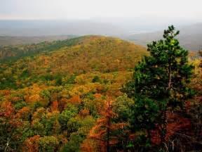Fall Ozark Arkansas