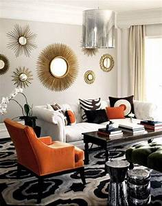 modern home with stylish mirror wall decor john robinson With wall decor mirror home accents
