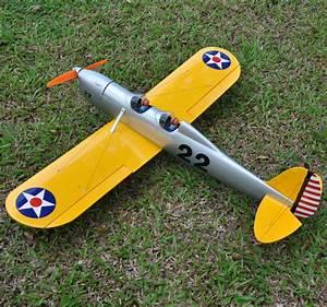 Haikong Ryan Sta 15e 38 Inch Electric Rc Model Airplane