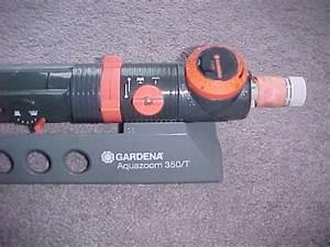 Gardena Aquazoom Reparieren : gardena 1979 aquazoom 350 t oscillating sprinkler irrigate ~ A.2002-acura-tl-radio.info Haus und Dekorationen